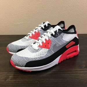 Nike Air Max 90 Ultra 2.0 Flyknit 'Infrared'